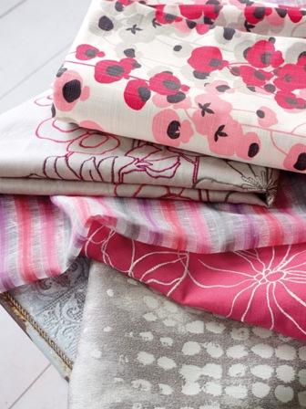 Fabrics from Leading Designers