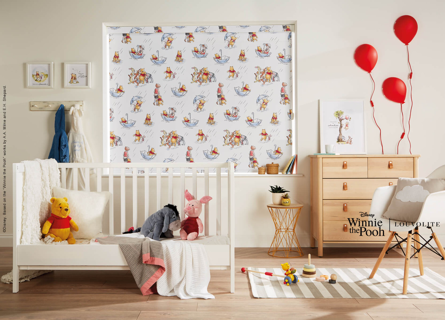 Winniethepooh Roller Blinds