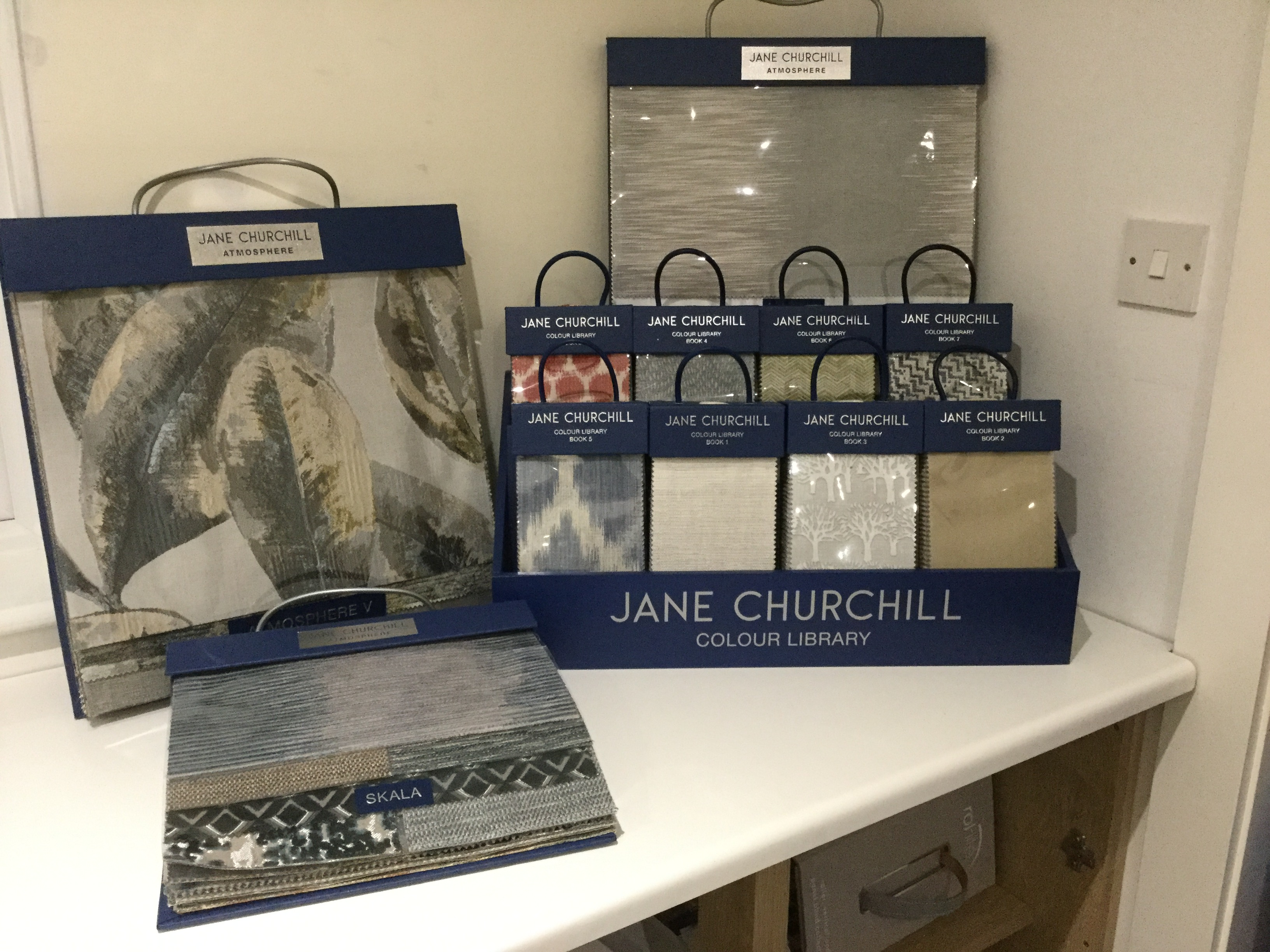 Jane Churchill Collection