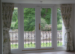 Triple Pleat Interlined Curtains
