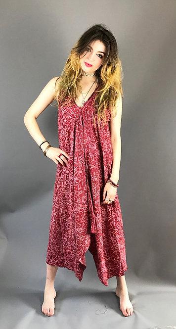 Sara Long Summer Dress