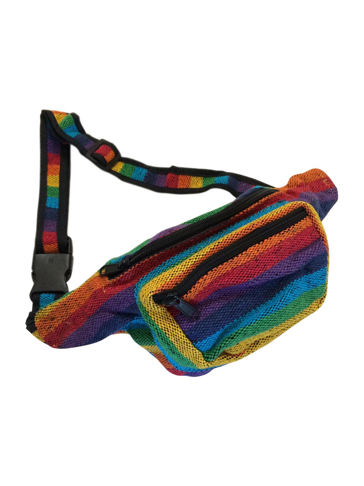 Rainbow Bumbag sku 002