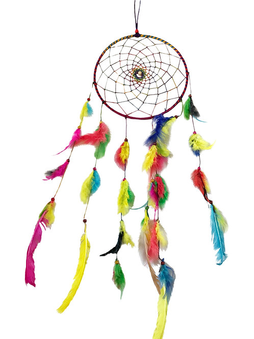 Large Native Indian Style Dreamcatcher