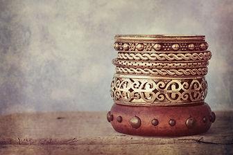 Boho Indian Ethnic Jewellery Handmade Bracelets and Anklets at Madam Lulu's