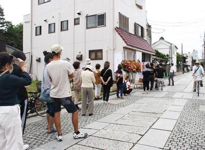 甘味処鎌倉 足利店7月15日オープン致しました