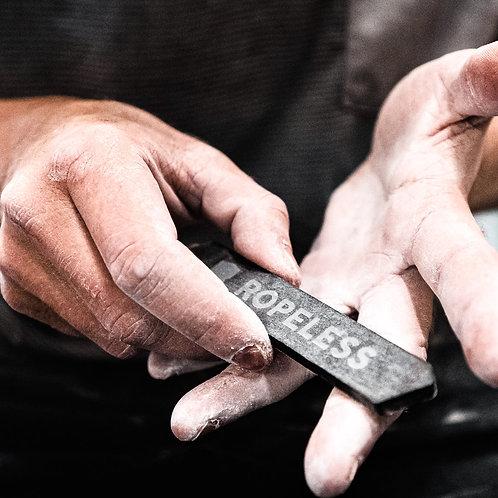 ropeless skin grinder