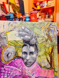 island nation painting in progressjpg