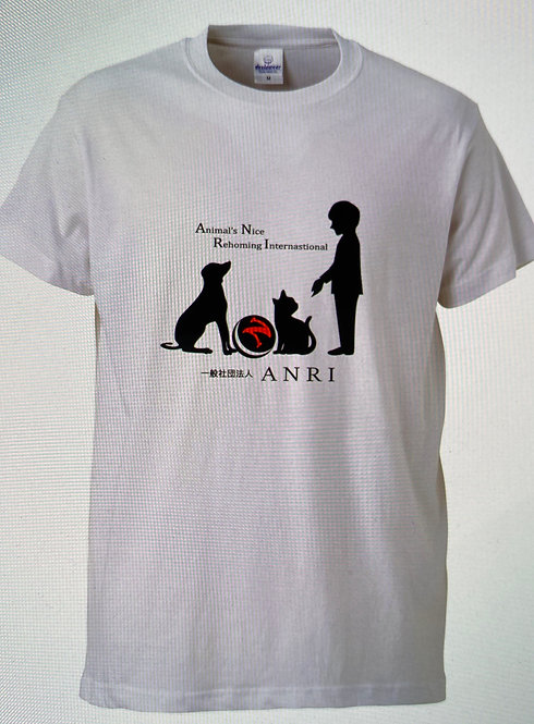 ANRI オリジナルTシャツ