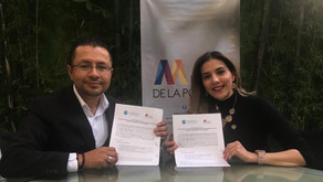 MDLP y ACEIPOL unen esfuerzos en convenio de colaboración.