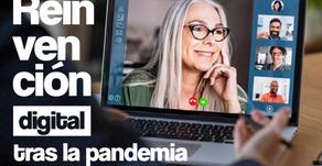 Reinvención digital tras la pandemia