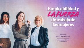 Empleabilidad y la fuerza de trabajo de las mujeres