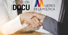 Fundación Ciencias de la Documentación y MDLP firman colaboración.
