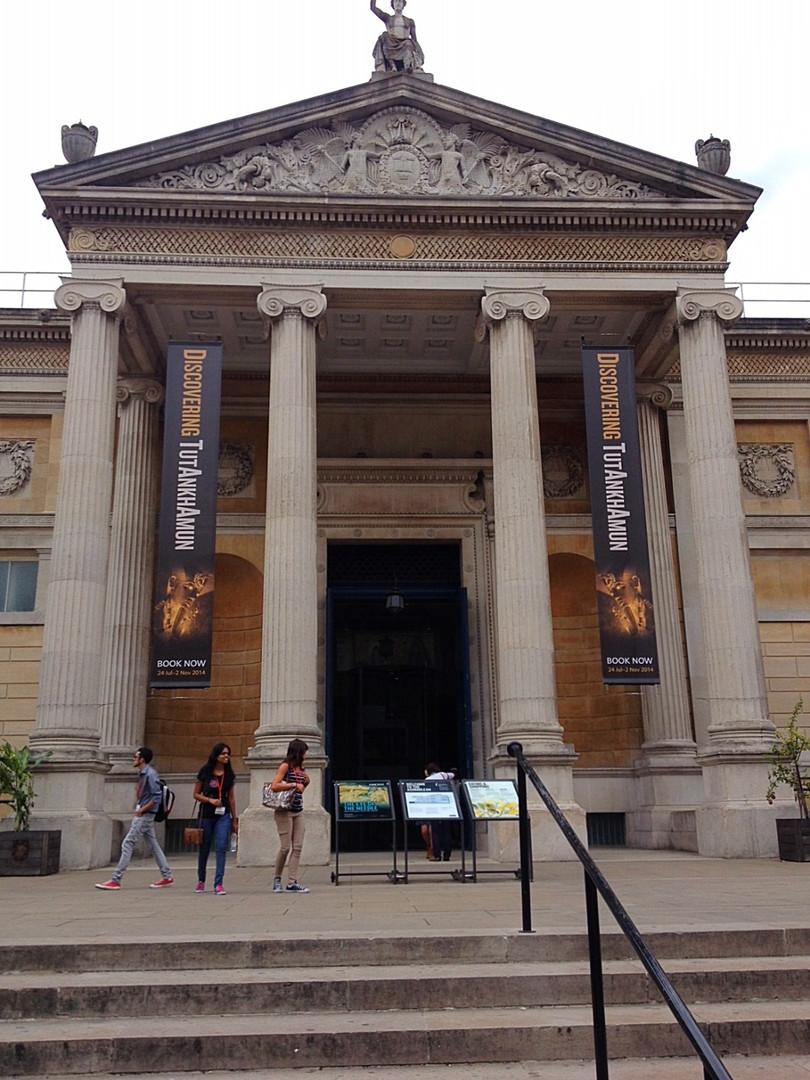 Museum Ashmolean, Oxford