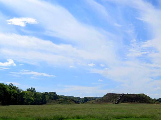 Etowah Indian Mounds Historic Site, Georgia