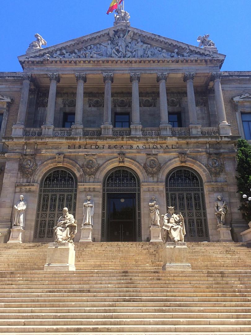 Museo Arqueologico Nacional, Madrid