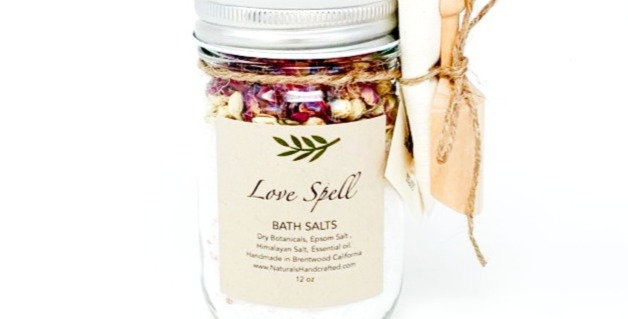 Love Spell | Bath Salts