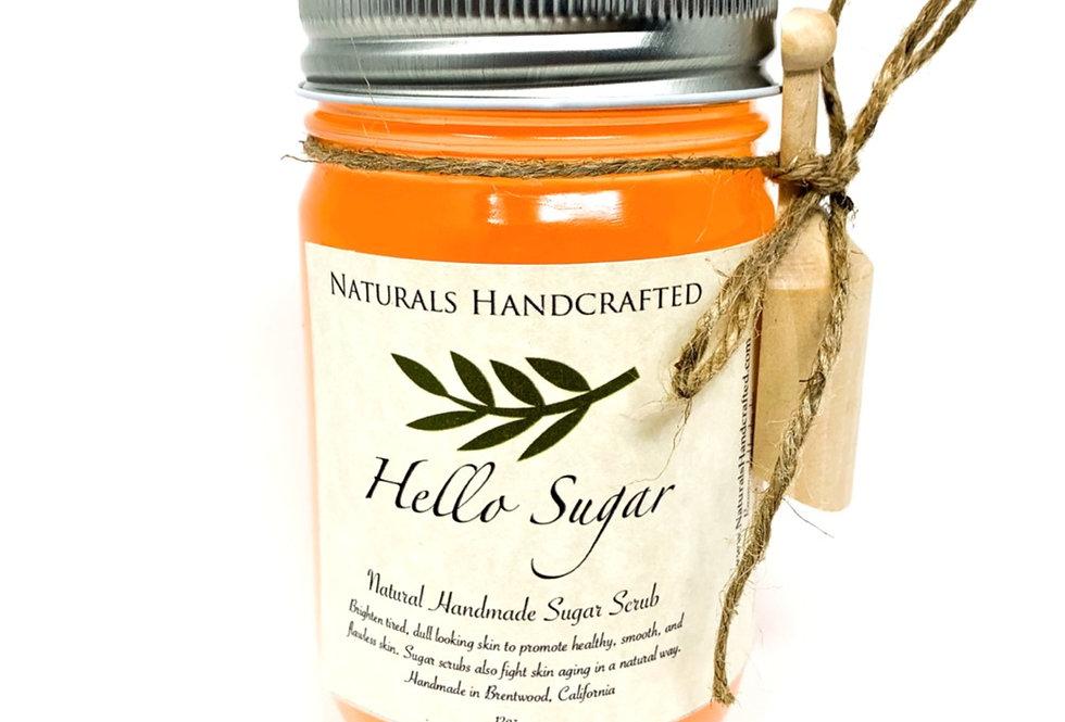 Hands & Body Polish | Sugar Scrub | Hello Sugar