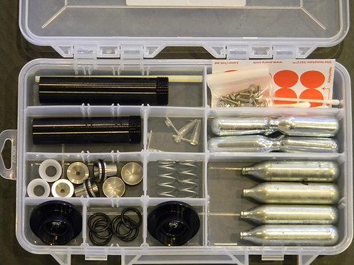 Exhaustless Peregrine 8 & 12 gram Kit
