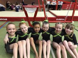 Happy Gymnasts