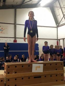 Worcester Under 11 Individual Winner