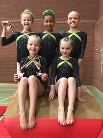 County Championships Level 5