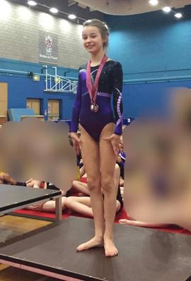 George Finney Under 11 Individual Bronze