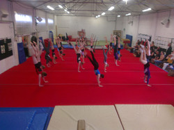 International Handstand Day at WFGS