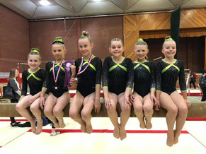 Regional Championships Level 4 and 2