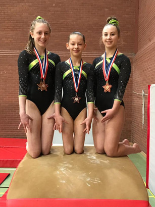 County Championships Level 3 and 2