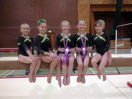 Regional Championships Level 4 and 3