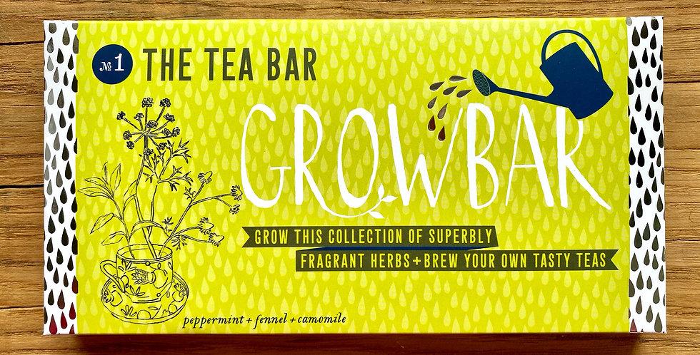 The Tea Grow Bar