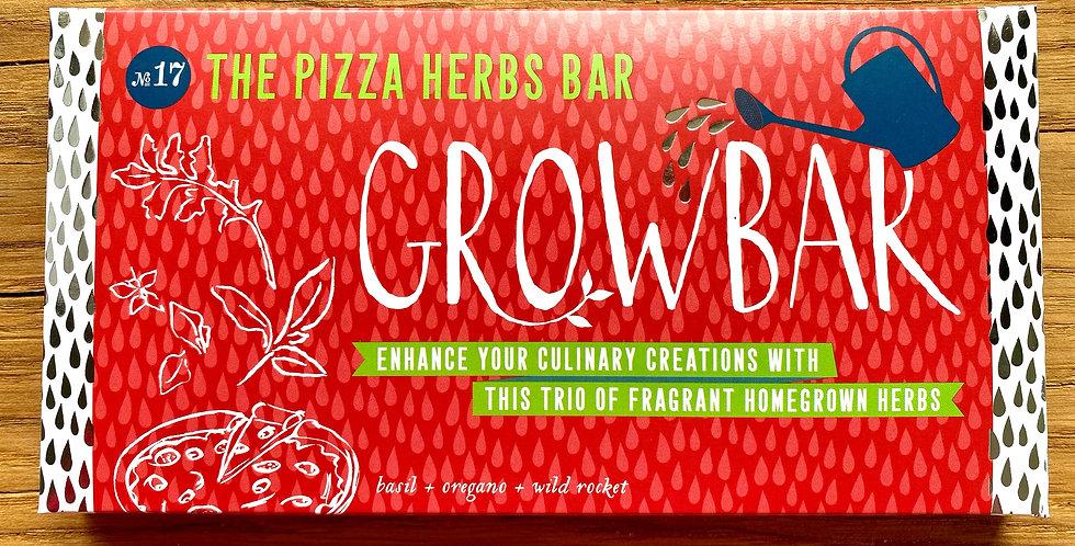 The Pizza Herbs Grow Bar