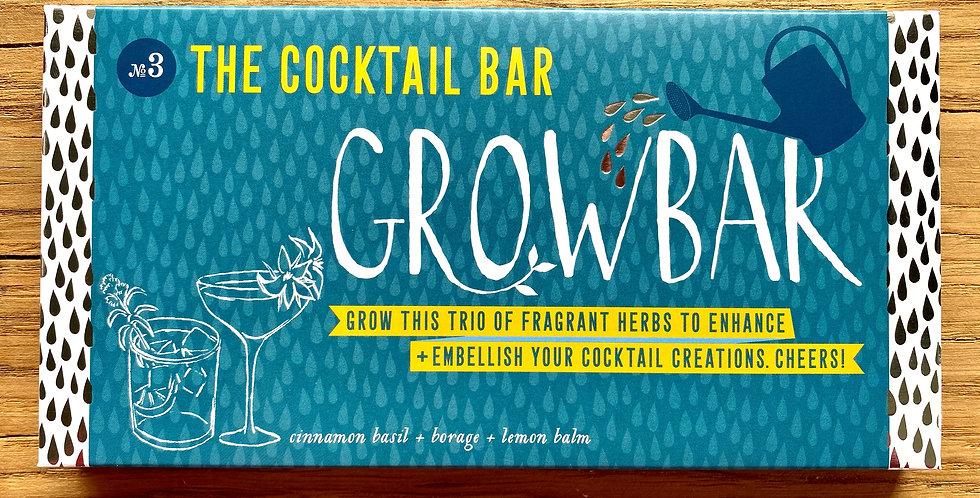 The Cocktail Grow Bar
