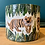 Thumbnail: Handmade, Hand Painted Large Plant Pot
