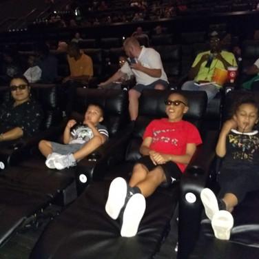 Movie Night--Avengers Infinity Wars