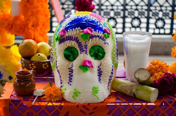¡Diviértete desde casa en Día de Muertos y   Halloween! Ideas para una tarde en familia