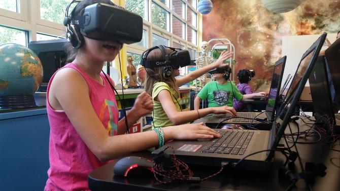 Realidad virtual y aumentada en tus clases ¿estás listo para borrar los límites?