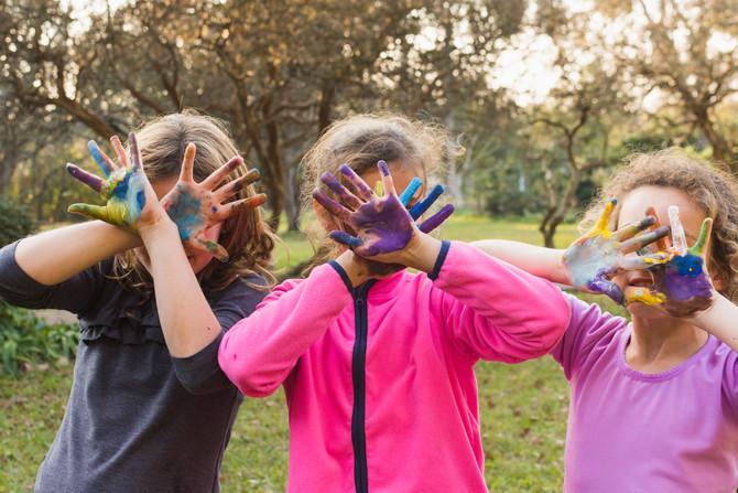 Ayuda a tus hijos a disfrutar sin tecnología
