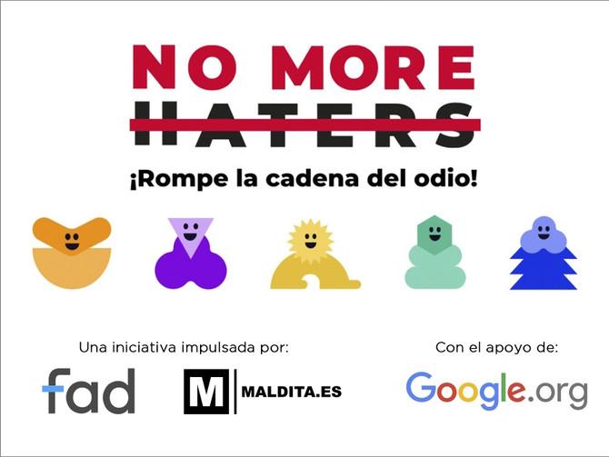 No More Haters: un paso en el combate contra el discurso de odio