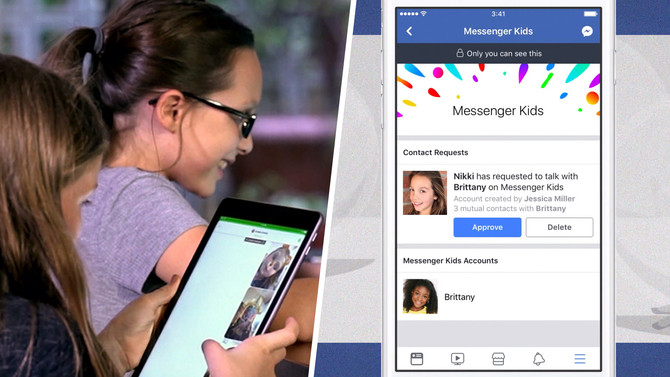Messenger kids… ¡GRAN POLÉMICA!