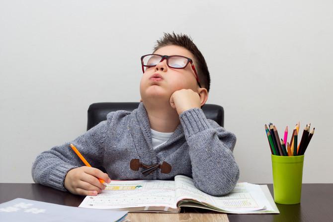 5 maneras de evitar que se distraigan mientras hacen tarea