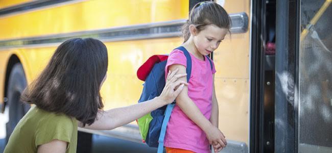 Tengo miedo de lo que les puede pasar a mis hijos en la escuela