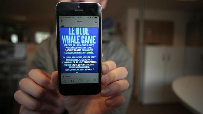 """El reto de """"La ballena azul"""", un riesgo para la vida de tus hijos"""