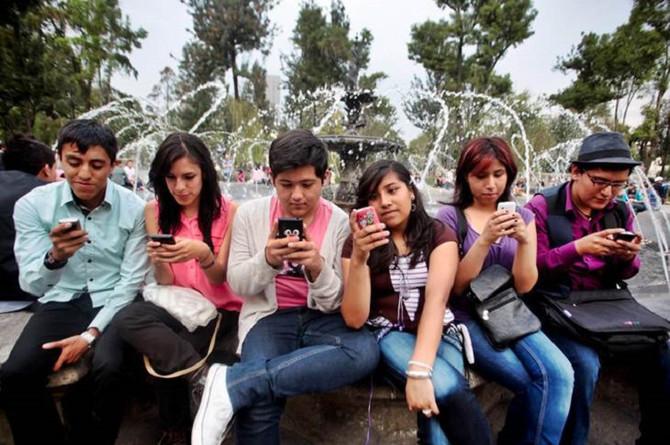"""México """"reprobado"""" en habilidades digitales"""