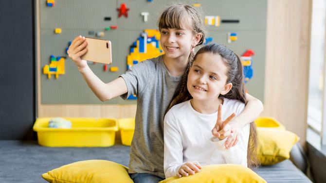 Sharenting: ¿Cuántas fotos de tus hijos hay en redes sociales?