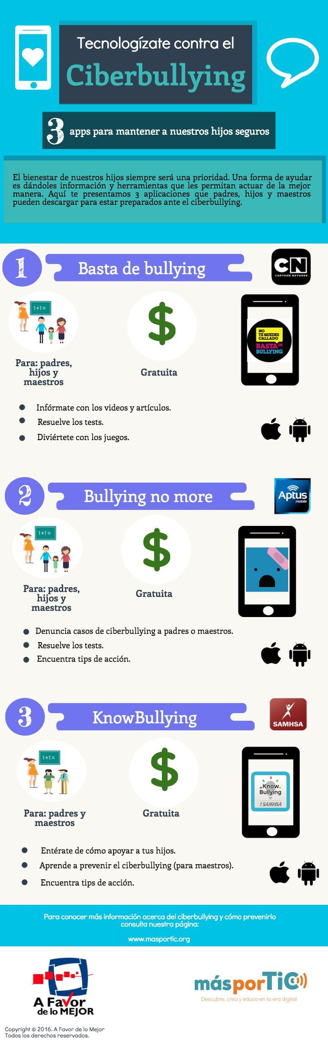 Apps Anti-Bullying