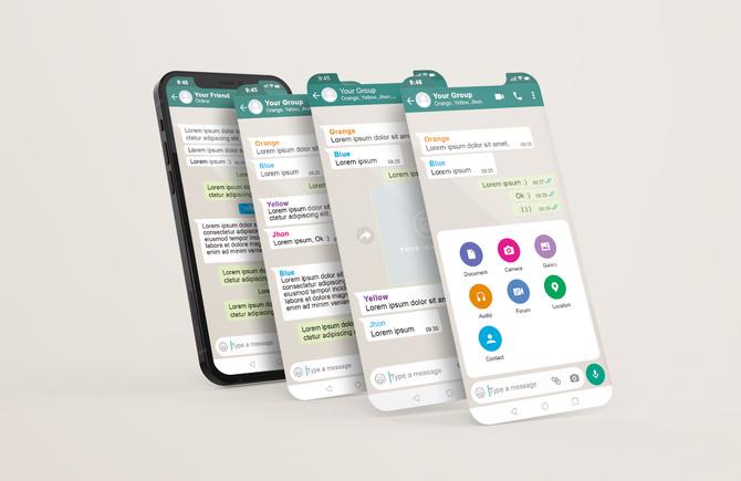 Pregunta:  ¿Es cierto que ya es posible   instalar WhatsApp hasta en 4 dispositivos?