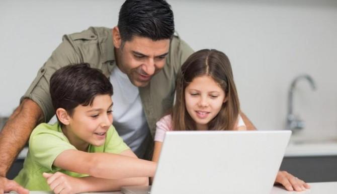 Cómo hablar con tus hijos sobre seguridad en Internet