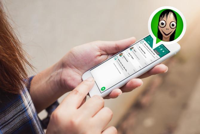 Momo: el juego de los ciberdelincuentes ¡Que tus hijos no caigan!