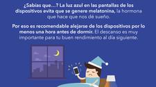 Las pantallas y el sueño